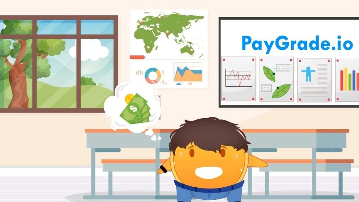 Стартап для дітей про фінанси