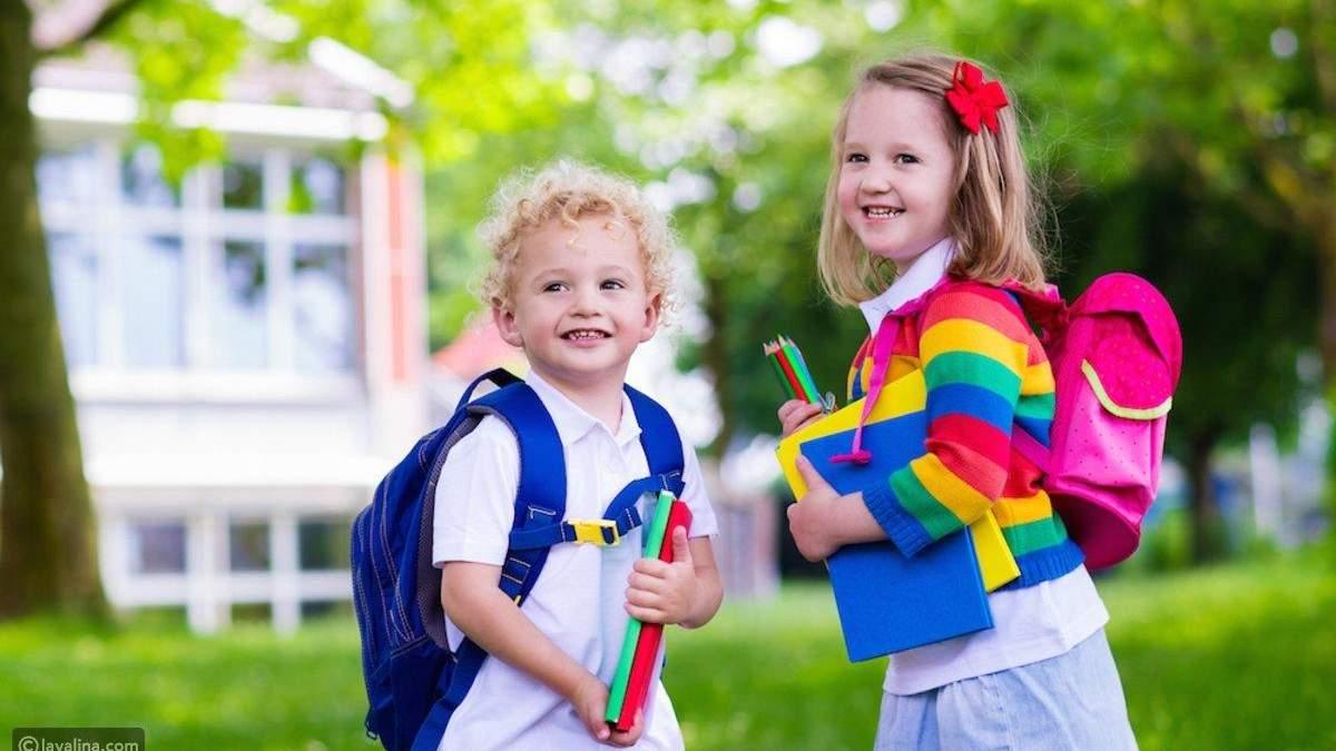 До 1 вересня 2021: які речі потрібні учневі до школи
