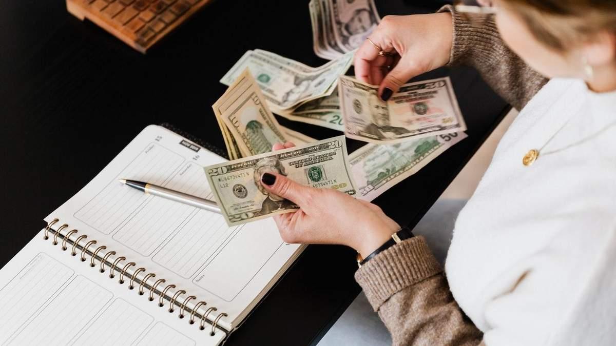 Навчіться рахувати свої доходи та витрати