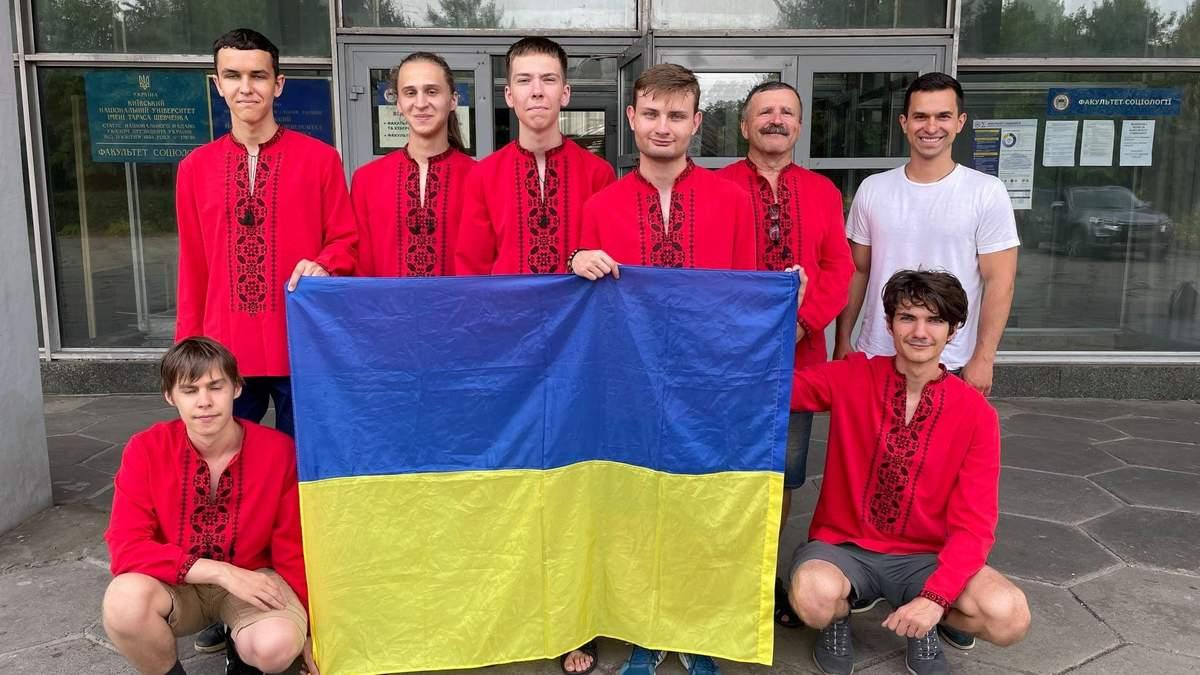 Українці посіли 6 місце на Міжнародній олімпіаді з математики