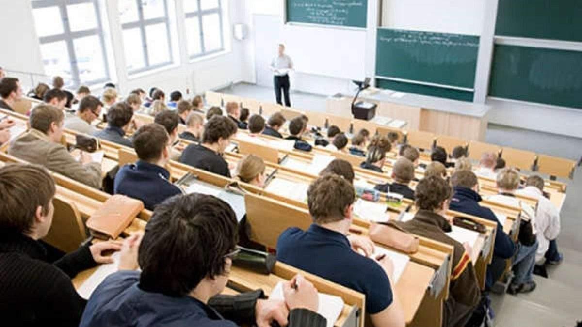 У приватних вишах на бюджеті будуть навчатися 43 вступники