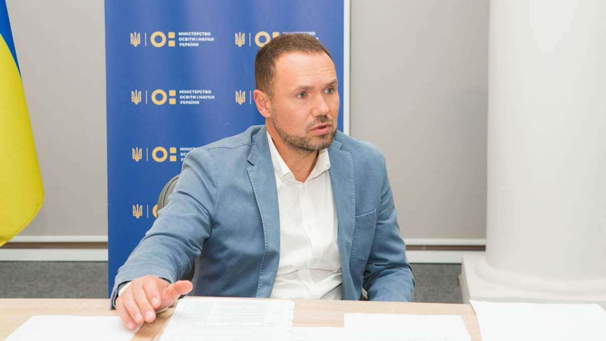 Україна не відстає у зарплатах вчителів, – Сергій Шкарлет