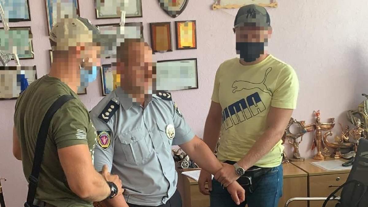 Прокуратура затримала декана харківського вишу