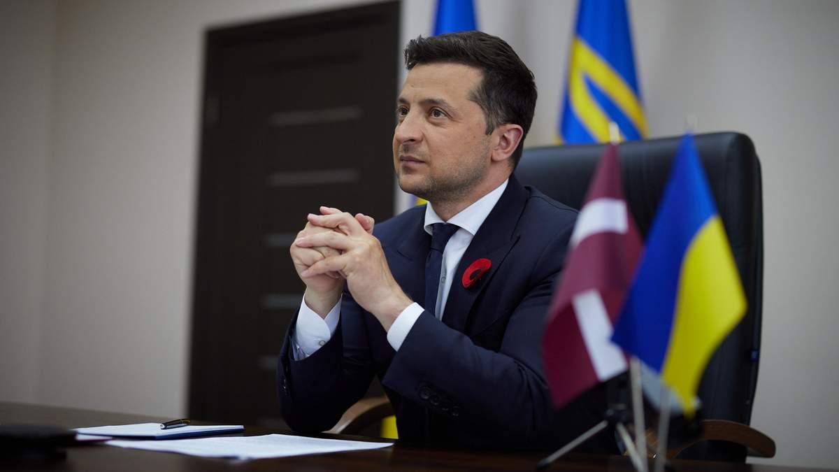 Готовы поддержать, – Зеленский заговорил о льготном поступлении для детей политзаключенных