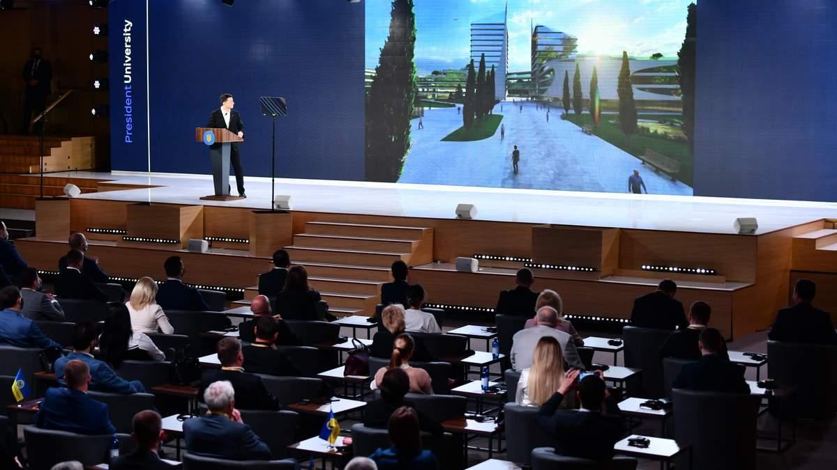 Кабмін затвердив терміни та план заходів для запуску президентського університету - Україна новини - Освіта
