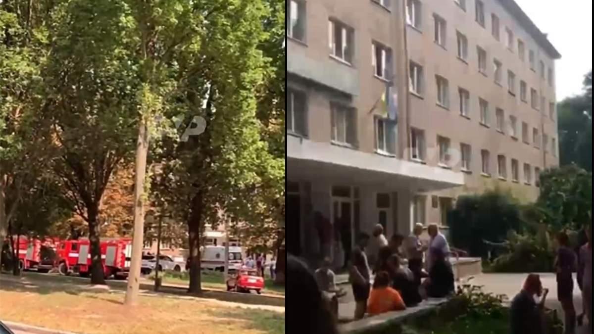 В общежитии Полтавской политехники произошел пожар из-за компьютера
