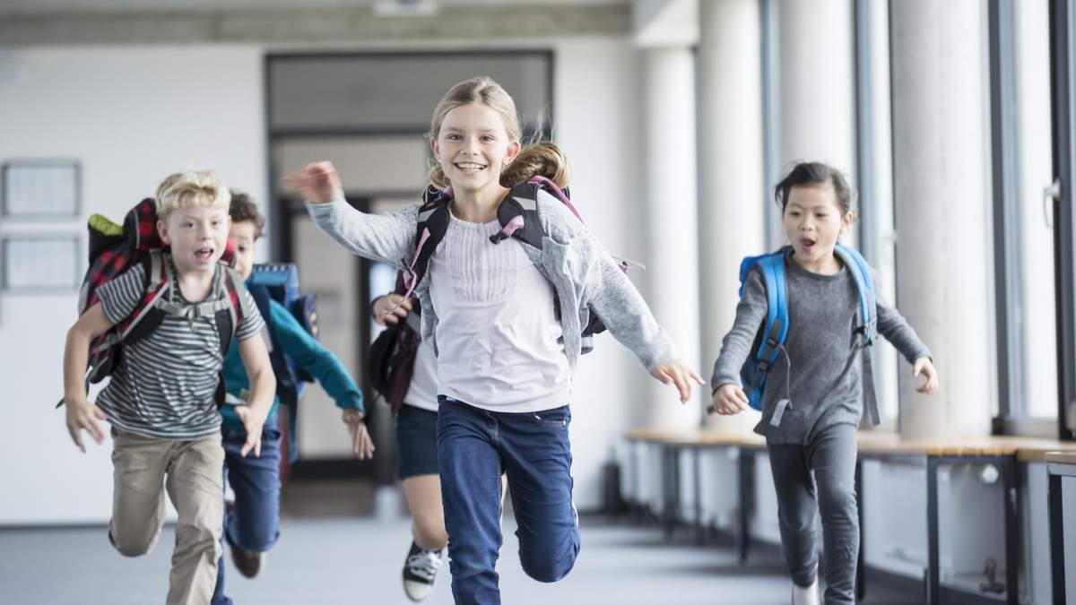 Каникулы 2021 – 2022 учебный год, Украина: школьные каникулы и выходные
