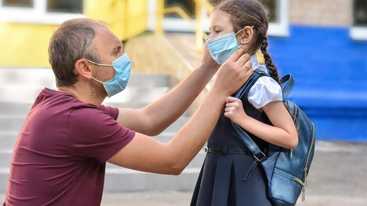 Школы Киева будут требовать от родителей учеников COVID-сертификат или ПЦР-тест при входе