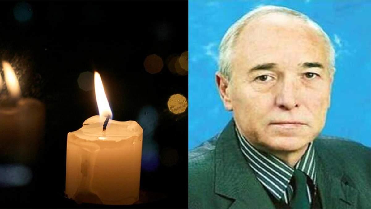 Помер відомий український педагог Микола Палтишев - Новини Одеси - Освіта