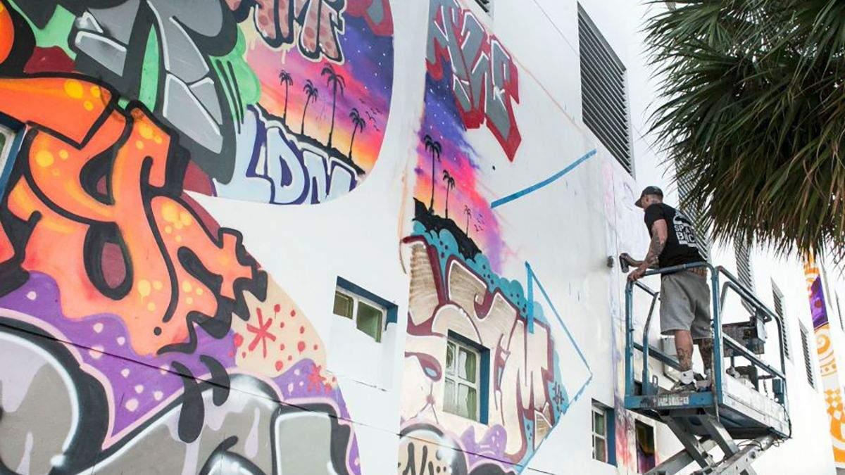 У США школа прославилася на весь світ через графіті: як вона виглядає - Освіта