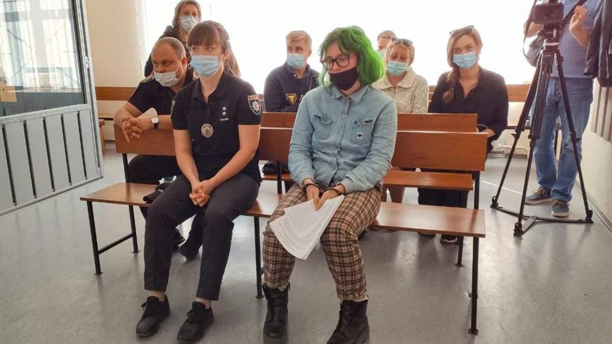 Була відмінницею: у виші Харкова розповіли про студентку, яка стріляла у вчителів з арбалета - Новини Полтава - Освіта
