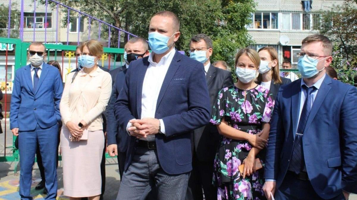 В ОП рекомендуют отстранить директора школы в Хмельницком, где отравились дети - Учеба