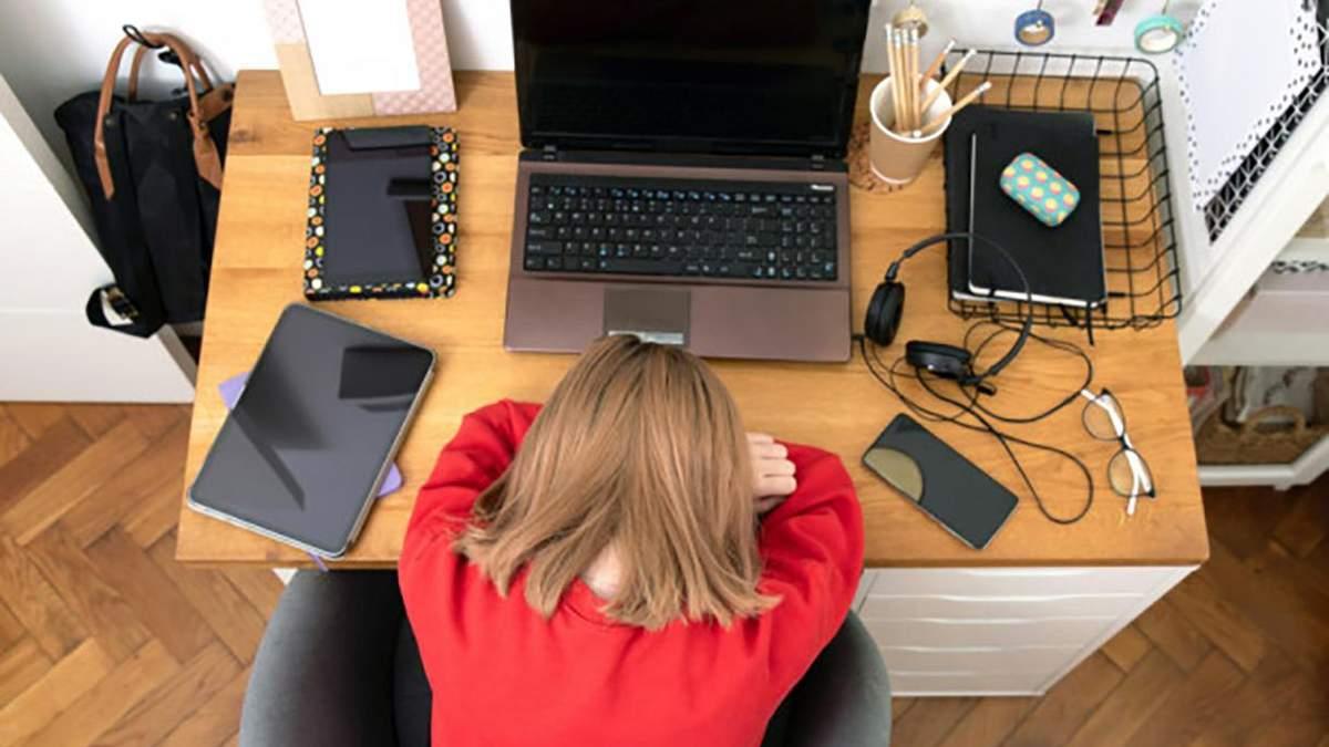 Забагато домашки та проблеми з викладачами: як студенти та учні ставляться до дистанційки - Україна новини - Освіта
