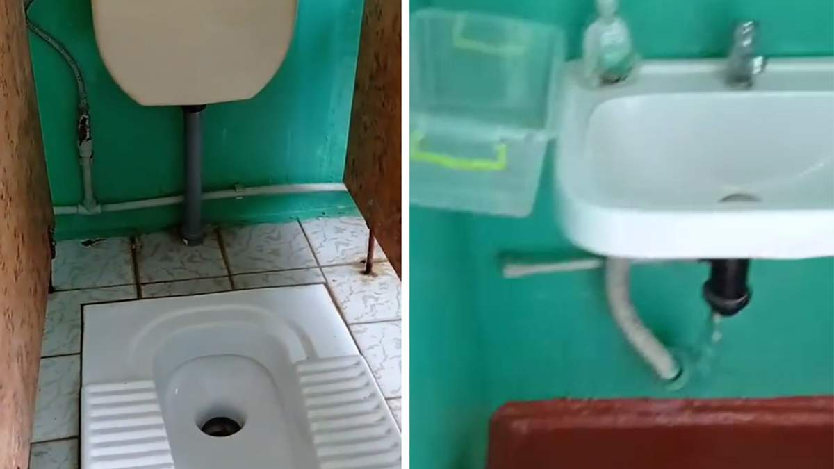 Немає паперу та дверей: у Дніпрі обурені батьки показали умови у шкільному туалеті – відео - Новини Дніпра - Освіта