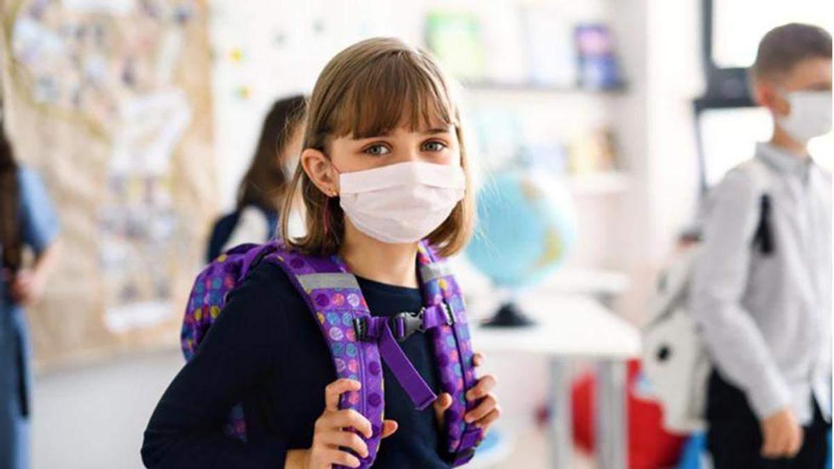 У школах при очному навчанні зростає ризик спалаху коронавірусу, – МОЗ - Україна новини - Освіта