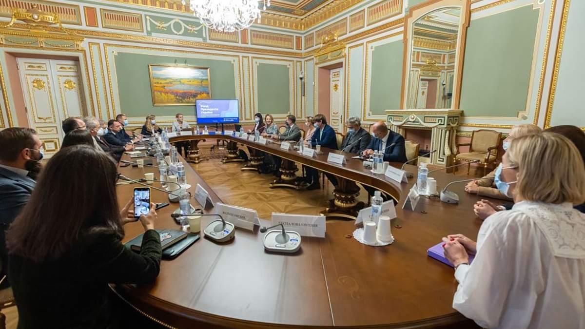 В Україні розпочав роботу Фонд президента з підтримки освіти: для чого він - Україна новини - Освіта