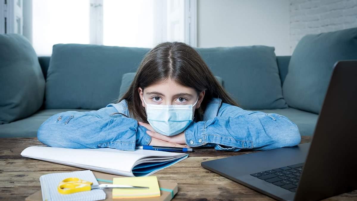 Постраждали від карантину та дистанційки: 13% усіх дітей та підлітків мають психічні розлади - Освіта