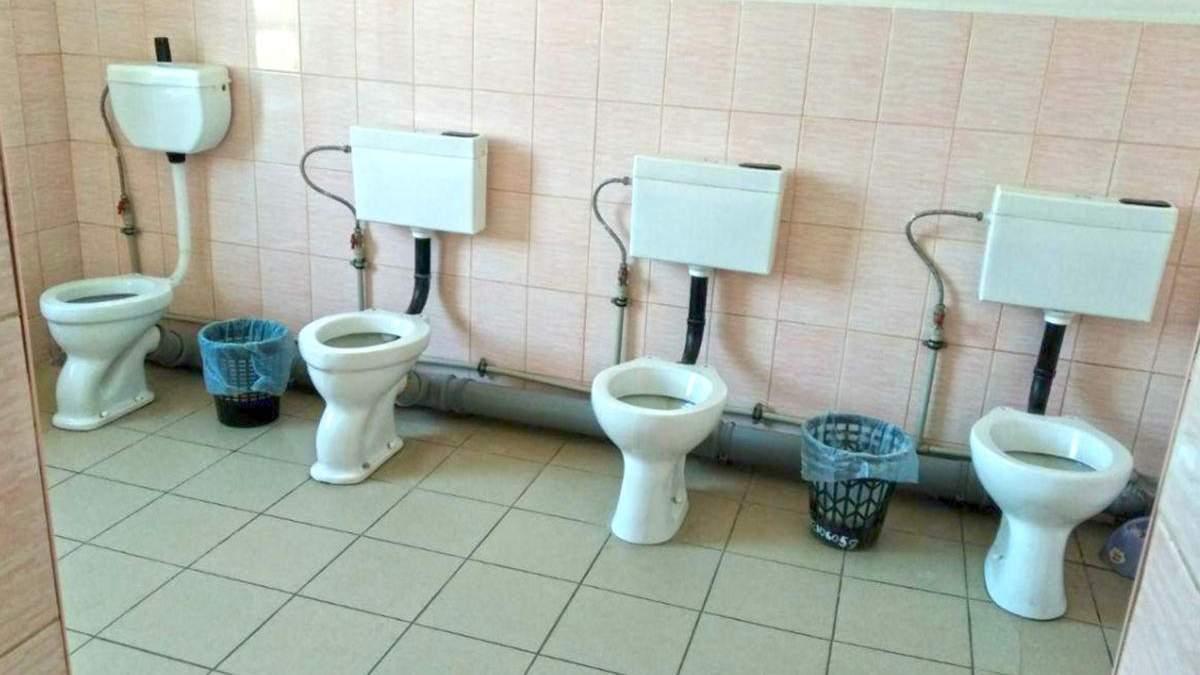 Жахливі умови у шкільних туалетах: хто винен і що робити – інструкція від омбудсмена - Україна новини - Освіта