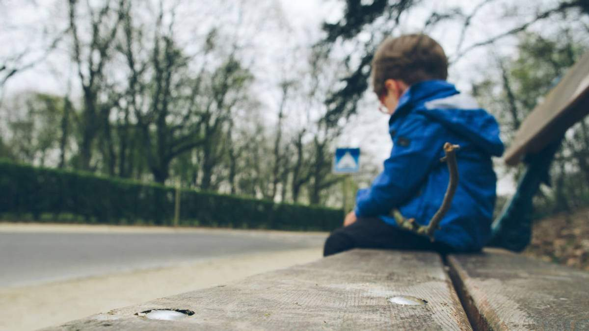 В частном саду на Киевщине во время прогулки потеряли 2-летнего мальчика