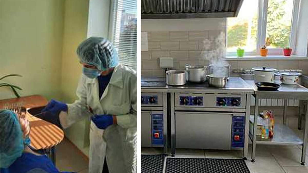 МОЗ розпочало раптові перевірки працівників шкільних їдалень - Україна новини - Освіта