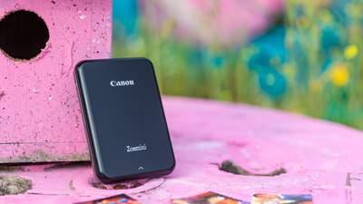 Canon Zoemini: компактний фотопринтер, який збереже найцінніші миті