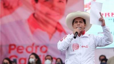 """Как в """"Слуге народа"""": в Перу президентом стал школьный учитель"""