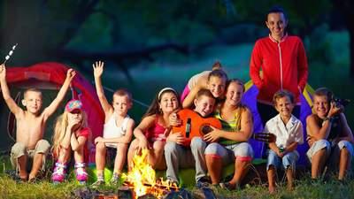 Куда отправить ребенка на лето: перечень лагерей в Украине