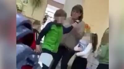 Учительница избила ребенка с инвалидностью в Киеве: за дело взялась полиция