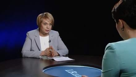 Лилия Гриневич назвала сильную и слабую стороны украинского образования