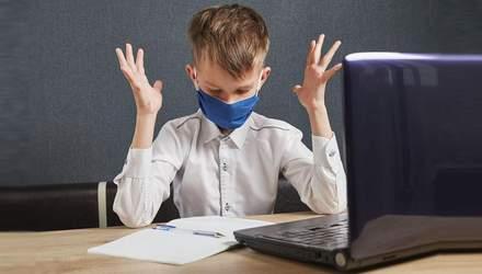 Переведут ли учащихся в Черновцах на онлайн-обучение из-за ухудшения ситуации с коронавирусом