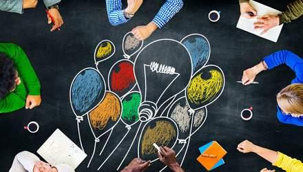 6 швидких та цікавих вправ для розвитку креативного мислення у школярів