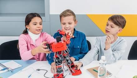 Розвиває креативність та життєві навички: які переваги STEM-навчання у школі