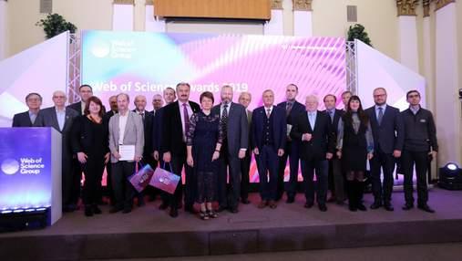Лідер науки: в Україні нагородили кращих науковців та університети – список