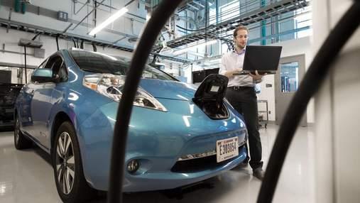В одному з київських університетів відкрили центр розробки електромобілів