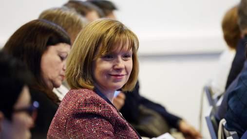 Любомира Мандзій стала новим виконувачем обов'язків міністра освіти: біографія