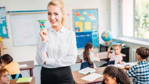 На доплату молодим вчителям планують виділити 1,55 мільярда гривень