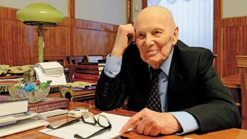 Помер Борис Патон – легендарний український науковець