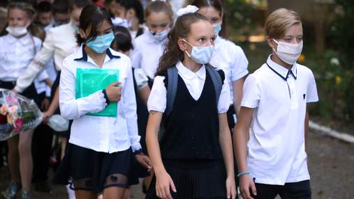 Самодельные щитки и сбор денег на маски: как открывали украинские школы 1 сентября