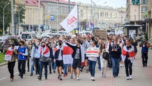 День незнання в Білорусі: п'ять кроків до знищення Лукашенка