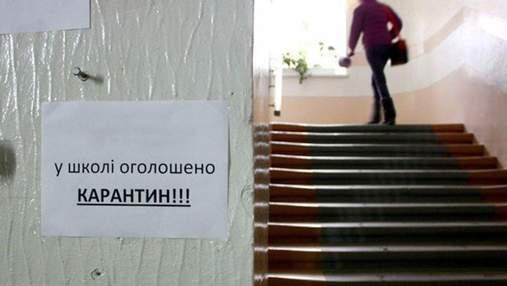 Ситуация с коронавирусом в Киеве: сколько учеников и учителей заболели COVID-19