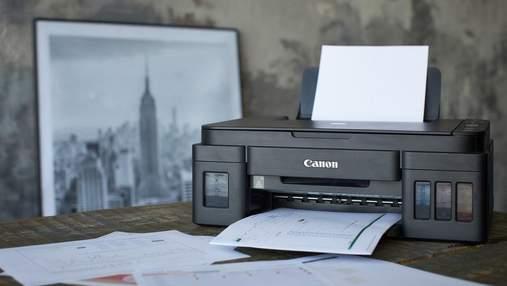 Як обрати якісний домашній принтер: розповідаємо, на що звернути увагу під час покупки