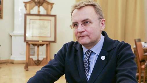 Садовый призвал начать карантин в школах Львова с 19 октября через COVID-19
