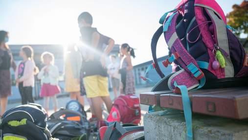 Ученики средних и старших классов Франковской области идут на каникулы: причины