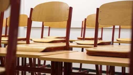 На две недели приостановили обучение в школах и садиках на Закарпатье