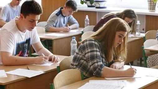 ВНО для одиннадцатиклассников не должно быть причиной дискомфорта для других учеников, – КГГА