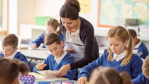 Скільки школярів хочуть стати вчителями: міжнародне дослідження