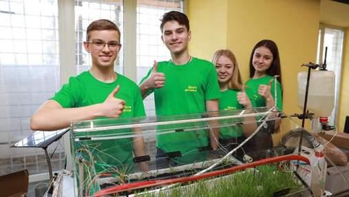 Інновації у школах: на Донеччині пройшов фінал конкурсу smart-рішень – команди та їх винаходи