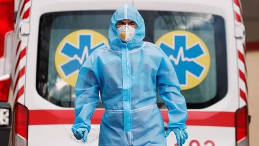 Украина уже прошла пик смертности от COVID-19, – НАН