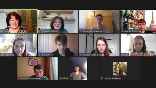 Украинские подростки получили 13 наград на международном научном конкурсе