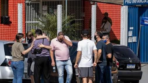 У Бразилії хлопець із мачете напав на дитсадок: убив 3 дітей і 2 дорослих